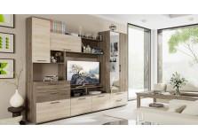 Марта (дуб сонома) Мебель для Гостиной Комплект